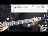 Black Sabbath - Snowblind - Metal Guitar Lesson (wSolos and Tabs)