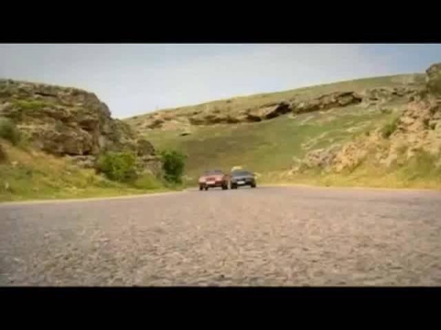 Бухта пропавших дайверов (2008) 3 серия - car chase scene