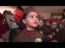 Севастопольские дошколята чеканили шаг на финале конкурса-смотра строя и песни
