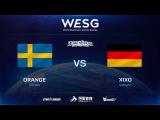 [RU] Orange vs Xixo, 2016 WESG HS Grand Final presented by Alipay