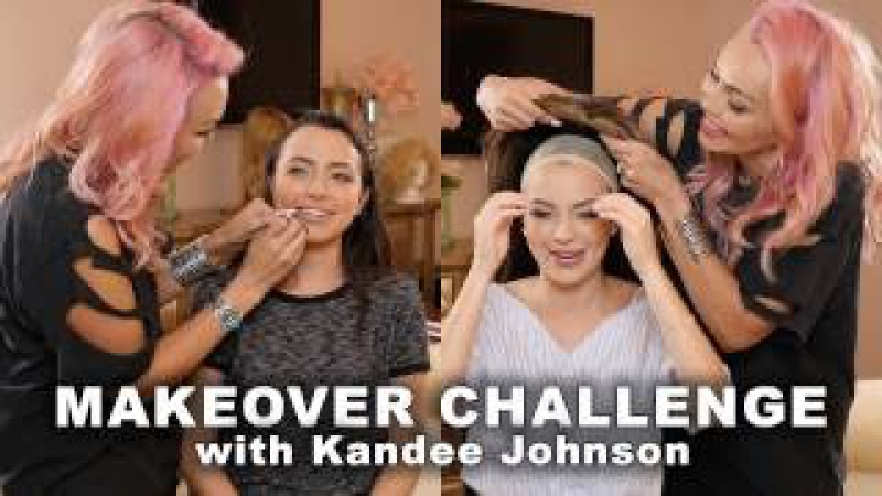 Makeover Challenge with Kandee Johnson Merrell Twins