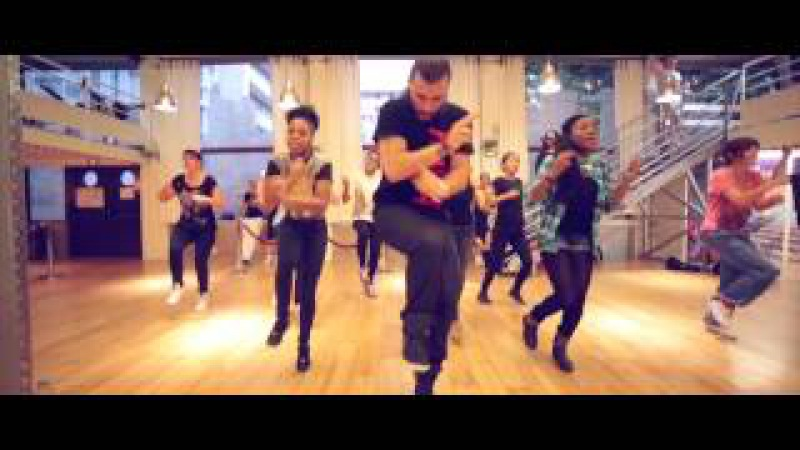 Sean Paul (Ft Major Lazer) Guillaume Lorentz Last Class In Boulogne Billancourt