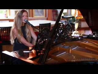 Hillsong United - Oceans - Cover by Grace Vardell (feat. Alex Kelly) 15 yrs old