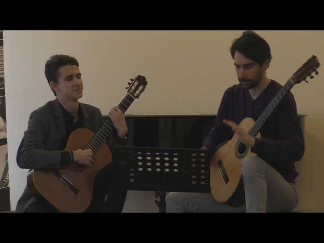 Jeremy Jouve: master class 2017, Moscow - Guitar Virtuosi festival [2/3]
