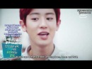 [ENG] 160724 Nature Republic- O2 Energy Homme Fluid & Toner with Chanyeol