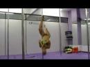гимнастки куражатся (240p)