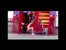 Меленькая русская леди подрабатывает после занятий.  [ Сочная попка / Секс / порно...]