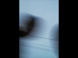 мой друг Ваня катается на гироскуторе