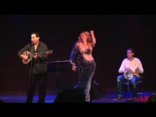 Simona belly dance improvisation + Aviko