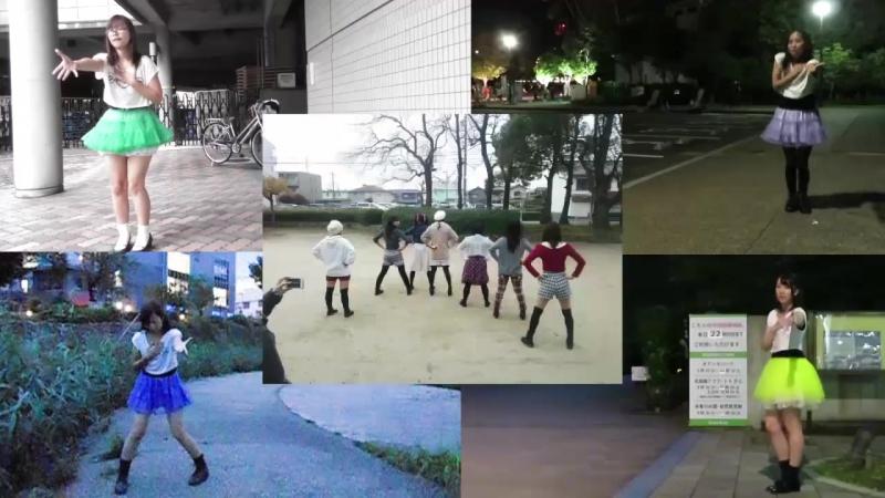 Sm29849493 - 【Milky Quarts♡】Hand in Hand踊って繋げてみた。【ラスト】