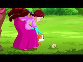 Принцесса Сисси 8 серия - Третий лишний смотреть