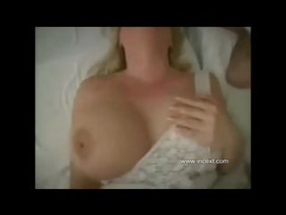 Son go to his parents room and fuck her sleeping mom (pov, big tits)