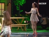 Анна Кошмал и София Стеценко - Цветочек (Сваты. Нам 5 лет!)
