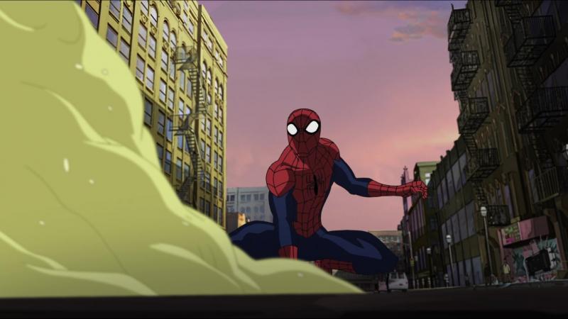Совершенный Человек-паук. 1 серия. 1 сезон