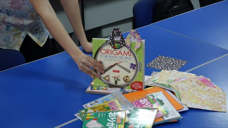 Клуб Оригами 折り紙のクラブ (закладка для книг в форме пингвина)