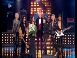 Scorpions  Tarja Turunen - The Good Die Young - Wetten dass show - german TV - 2010-03-27 - PAL DVD