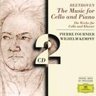 Л. В. Бетховен (Пьер Фурнье - виолончель, Вильгельм Кемпфф - рояль) - Соната для виолончели и фортепиано №3 ля мажор: Scherzo. Allegro molto