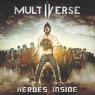 Обложка Heroes Inside - MULTIVERSE