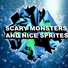 Dubstep Hitz - Scary Monsters and Nice Sprites (Dubstep Remix)