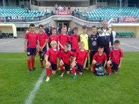 Всеукраїнські зональні змагання Шкіряного м'яча, 25.05.2016