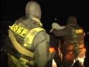 Задержание банды грабителей! Работает СОБР оперативная съёмка