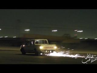 Как арабы тачки убивают