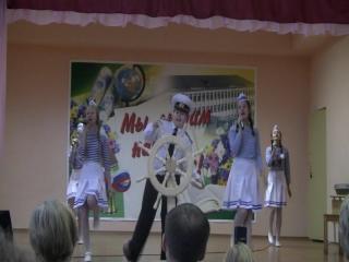 Концерт к 80-летию школы_Песня-танец