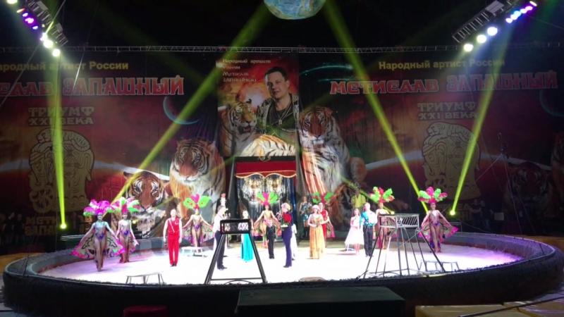 Цирк Ульяновск апрель 2017