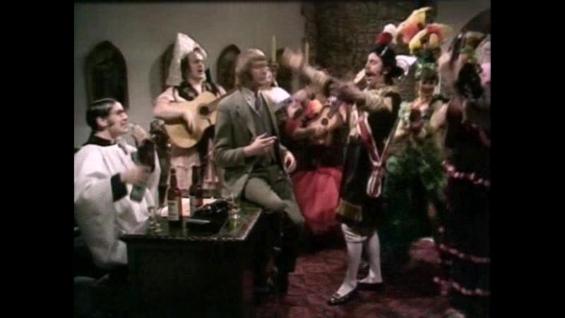 Monty Python Amontillado