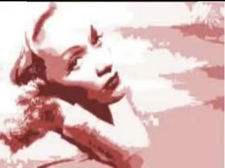 Марлен Дитрих - жизнь в розовом - Marlene Dietrich - La vie en rose