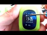 Детские часы с GPS трекером Smart Baby Watch Q50 - заказать можете у  нас! Ссылка в описании.
