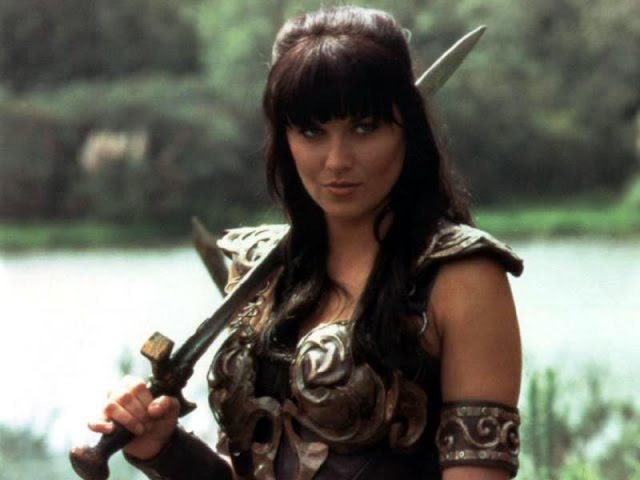 Xena VS Callisto - Fight Scenes - Xena Warrior Princess
