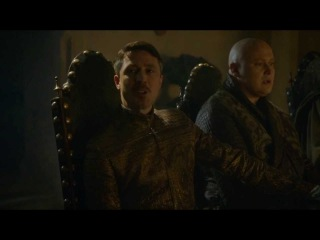 Game of Thrones (S03E03) - Tywin and the Small Council meets, Tyrion named Master of Coin.