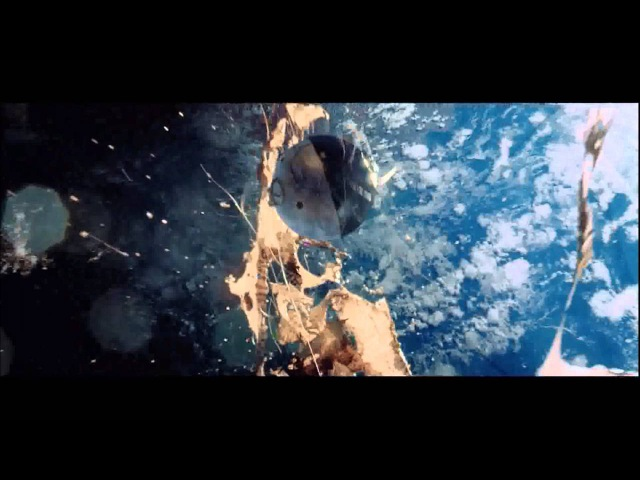 Flat Earth...The Dome and Liquid Space in the new Hennessy Commercial