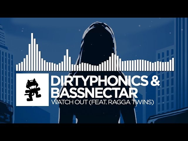 Dirtyphonics Bassnectar - Watch Out (feat. Ragga Twins) [Monstercat Release]