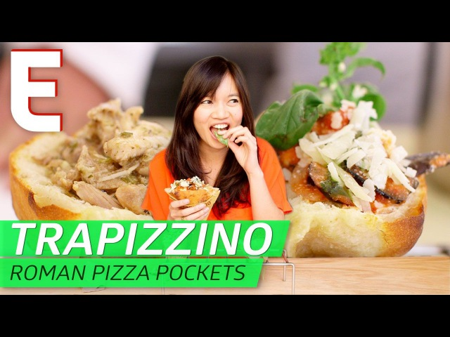Trapizzino is the Fanciest Pizza Pocket You've Ever Seen Cult Following