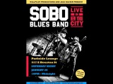 Jerusalem's SOBO Blues Band LIVE in NYC