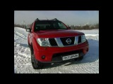 Тест-драйв Nissan Navara 2008