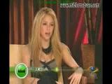 Entrevista A Shakira En