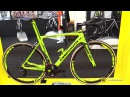 2017 Guerciotti DX50 Road Bike Walkaround 2016 Eurobike