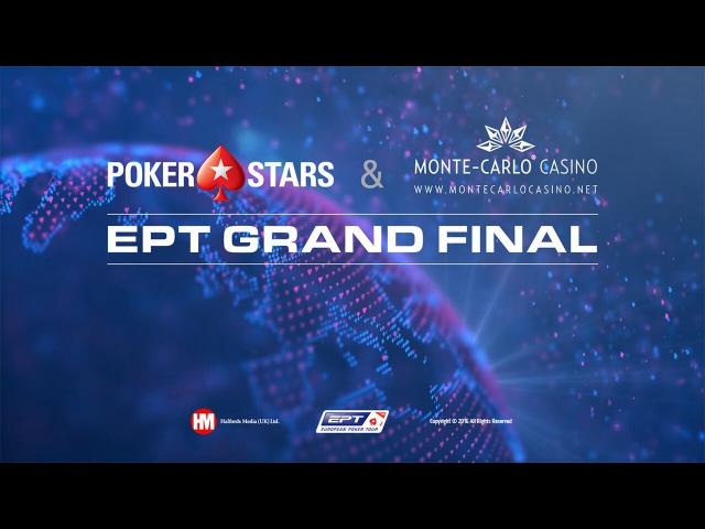 Большой Финал EPT 2016 - Супертурнир хай-роллеров с бай-ином €100 000 - Финальный стол