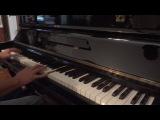 Adele - Skyfall piano cover