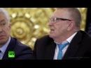 Путин до слёз ! Жириновский про Муму ! Бред