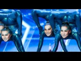 Engara Contortion Otherworldly Russian Girls WOW's BGT Auditions 4 Britains Got Talent 2017