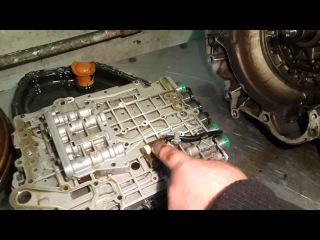 Разбор каробки 5HP 19 AUDI A8 квадро