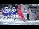 Хоккей. Плей-офф матч№1 Енисей - Динамо Казань 10-3 18.03.204