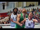 1/4 playoffs. UNICS vs Nizhny Novgorod 2 Game Highlights