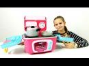 Знакомство с супер кухней! Видео для детей. Лучшая подружка Оля!