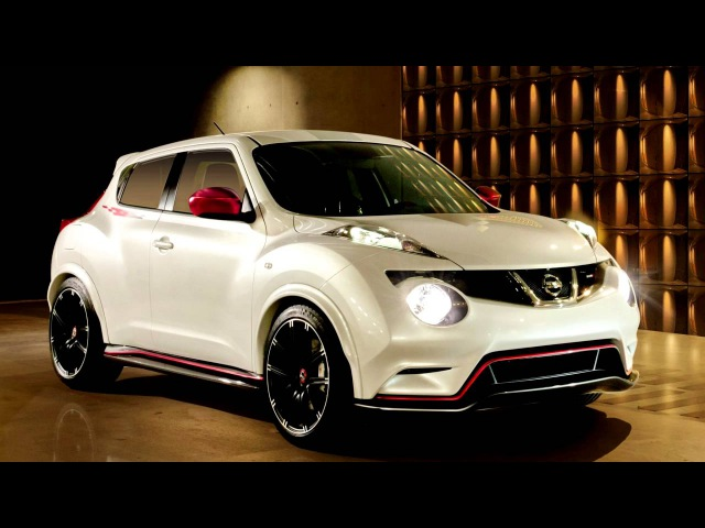 Nissan Juke Nismo Concept YF15 '12 2011