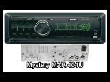 Автомагнитола Mystery MAR 404U отзыв